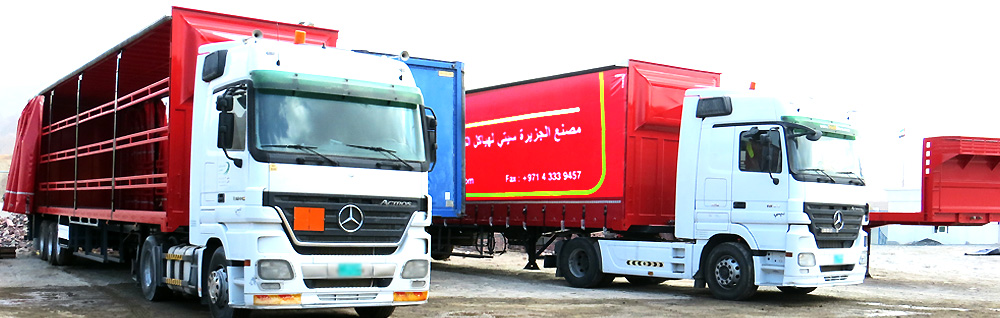 Al Jazeera City Trailer Industries