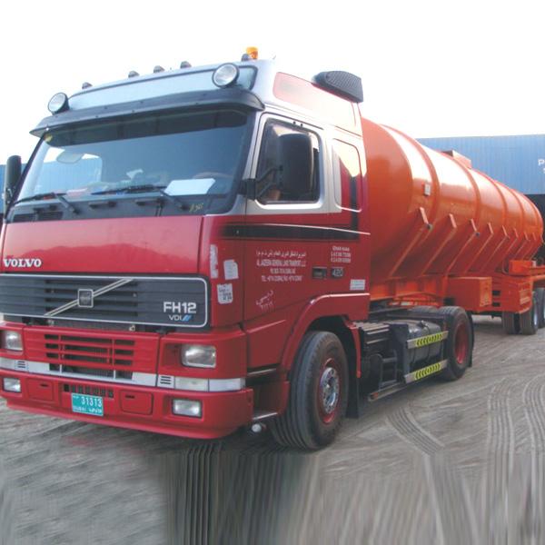 Liquid Waste Tanker