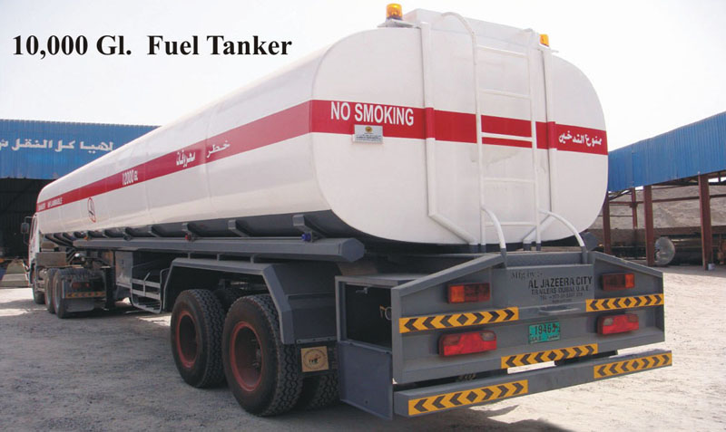 Fuel Tanker 10000 gl