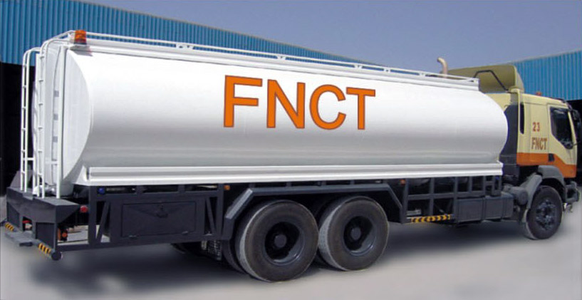 Fuel Tanker 6000 gl
