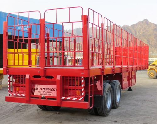 Side Grill Trailers