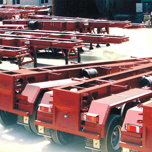 LPG Tanker Chassis